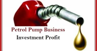 Petrol Pump Business Investment Profit