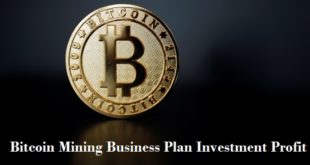 Bitcoin Mining Business Plan Investment Profitt