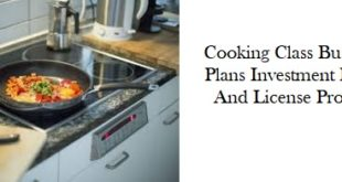 Cooking Class Business Ideas Plans Investment Profit And License Process