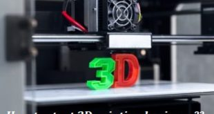 How to start 3D printing business in India