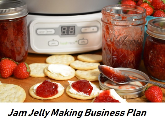 Jam Jelly Making (Recipes Process) Business Plan [Machinery Equipments Cost]