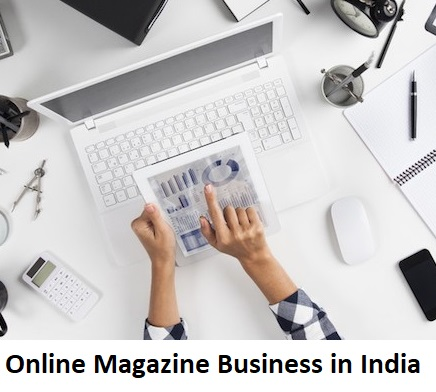 Online Magazine Business Plan In Hindi