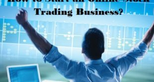 Online Stock Trading Business