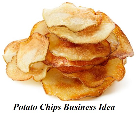 Potato Chips Manufacturing Business Investment Profit