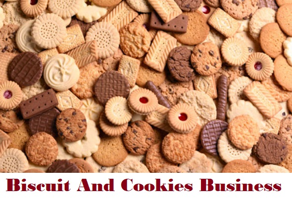 Biscuit and cookies business plan