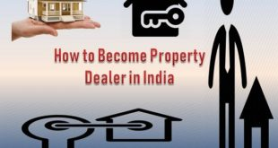 How to Become Property Dealer in India