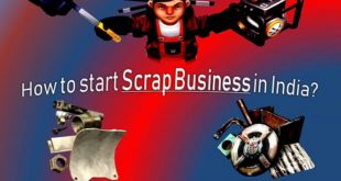How to start scrap business in India