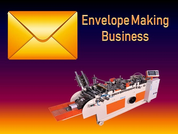 Envelope Making Business